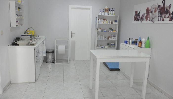 instalaciones veterinaria saladar